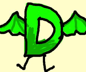 Drawception Dragon