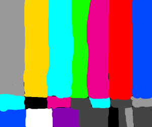 Tv Error Screen Drawception