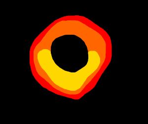 First image of blackhole