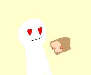 I love Bread.
