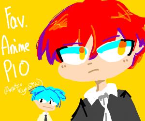 Favourite Anime! (PIO)