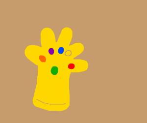infinity glove