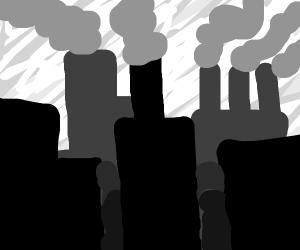 factory smog