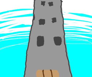 Tin tower