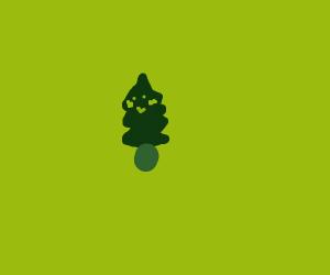 Cute Xmas tree