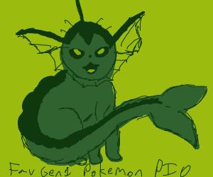 Fave gen 1 Pokemon (PIO)