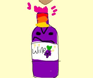 Angry Wine