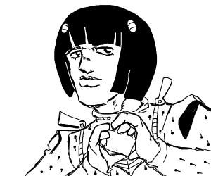 Bruno from JJBA loves you