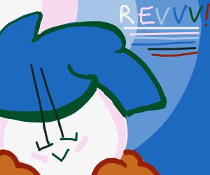 famous drawception player revvv