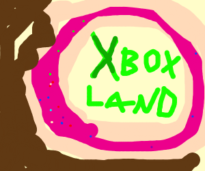 XBOX donut country