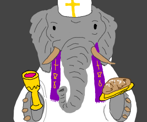 Elephant Priest