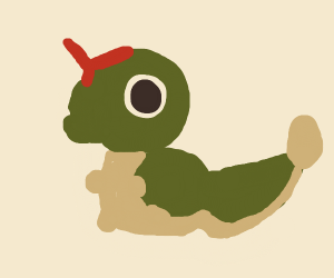 Caterpie(based off extensive research)