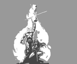Sword-Wielding Finn