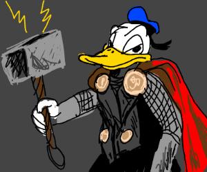 Duck Thor
