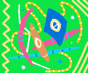Squiggles and shapes