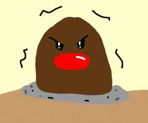 Angry Diglet (RUMBLE SOUND EFFECT)