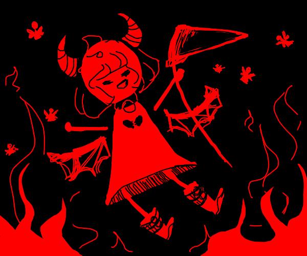 Devil fairey