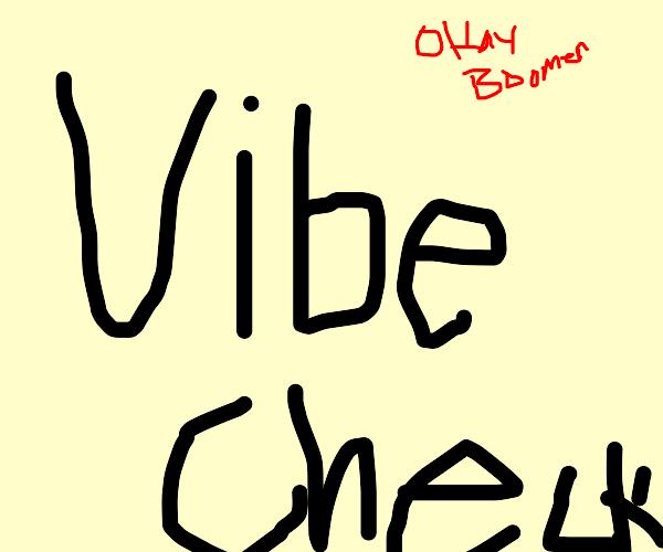 TikTok Vibe Check