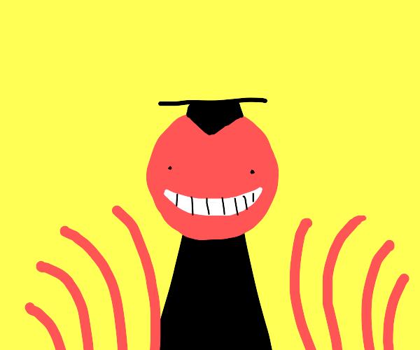 Pink Mr. Tentacles