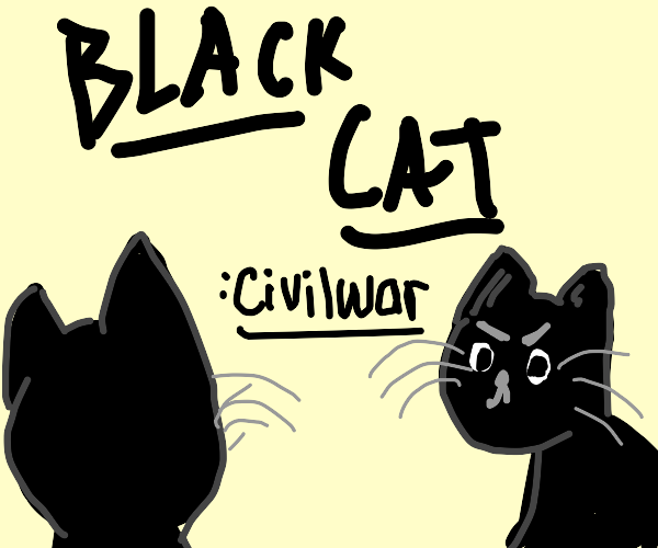 Black Cat: Civil War coming soon to theaters