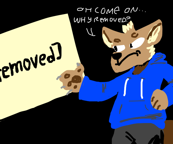 furries angry over panel being removed