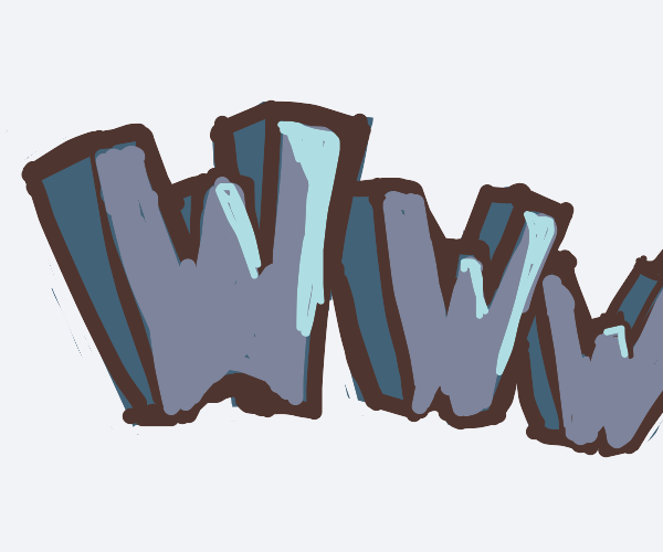 "Three letter ""W""s"