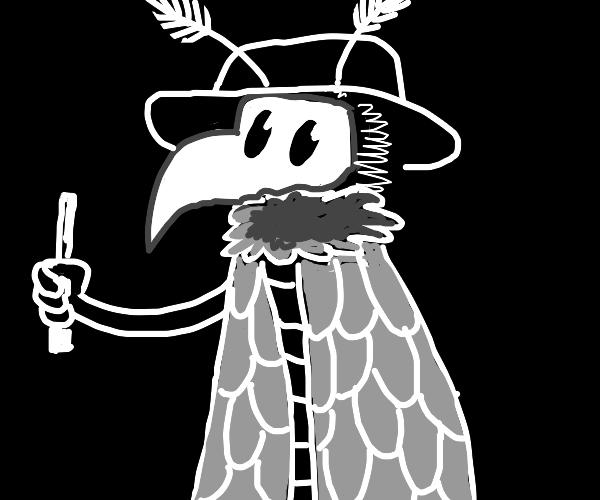 plague doctor bug