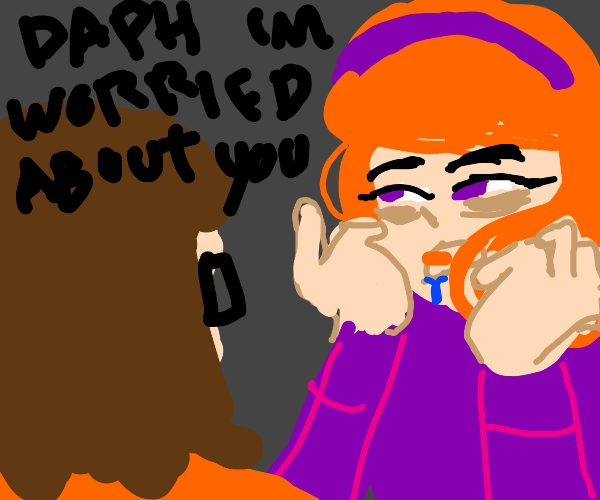 Sleep-deprived Daphne worries Velma