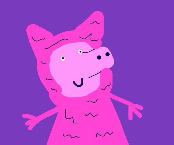 peppa pi- ... cat?