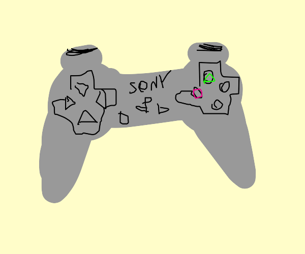 A PlayStation 1