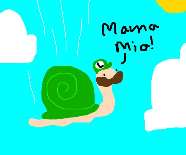 snail luigi