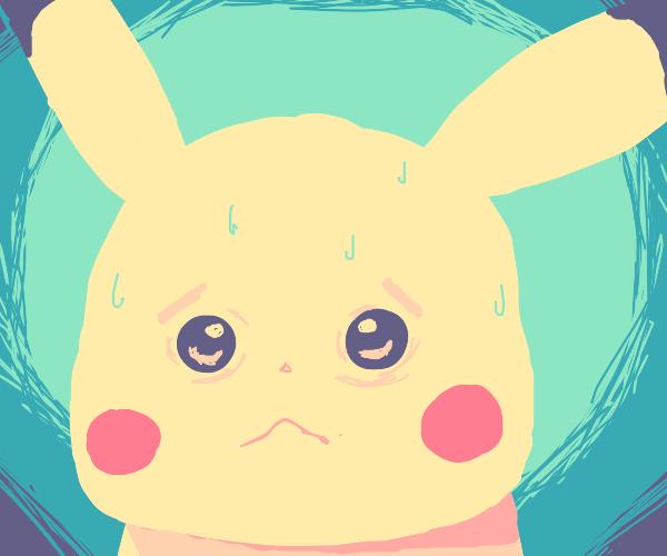 Pikachu making big life choices