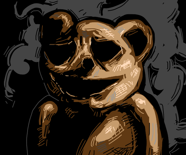demon bear (that might be from danganrompa?)