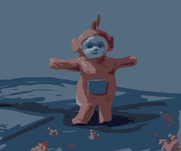 teletobies want to hug you with death