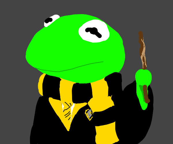 Kermit the magic frog