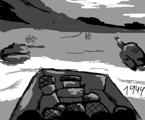 D-Day (ww2 1944)