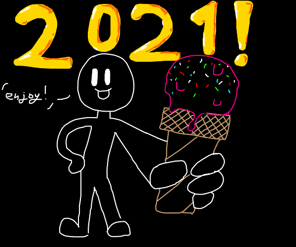 This year YOU will get ice cream