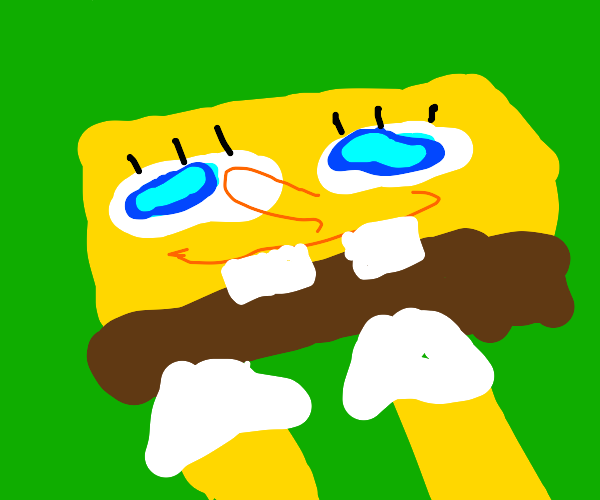 wide spongebob