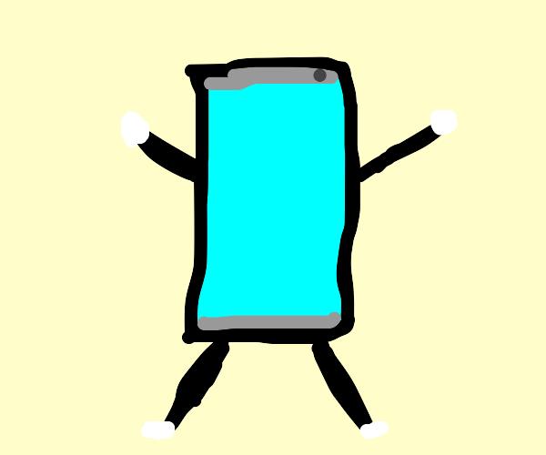 Phone dance