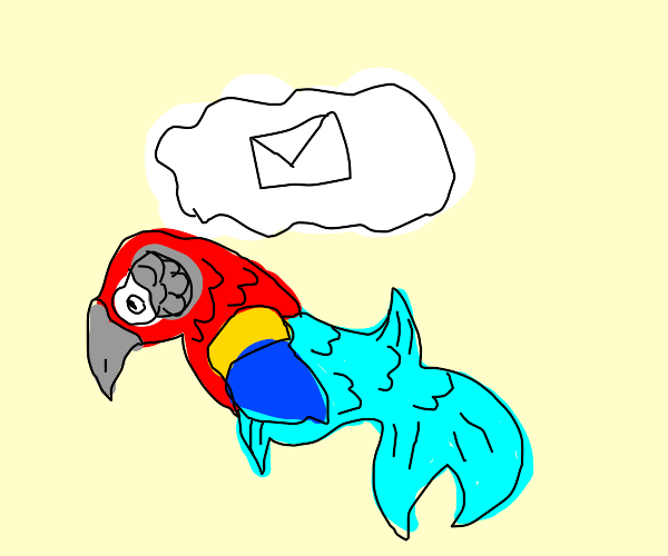 Parrotfish imagining a Package