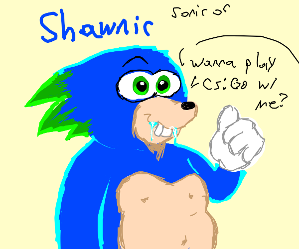 Sonic OC (draw yours)