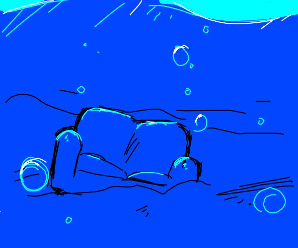 Underwater Couch