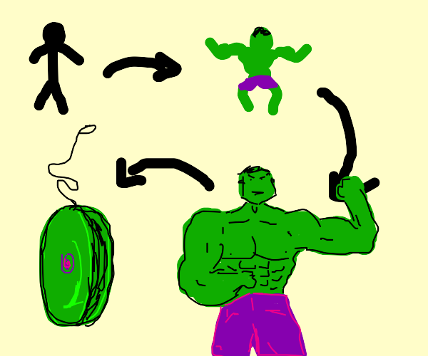 hulk's final form is jojo