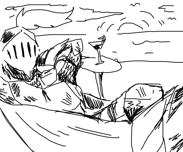 Knight Vacationing