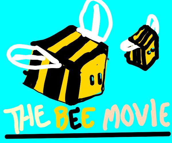 Minecraft Bee Movie