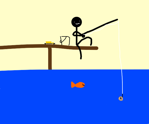 Fishing for Bagel