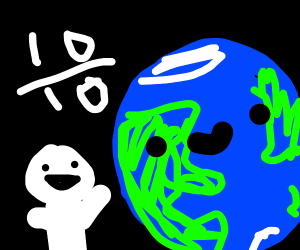 Earth is rated 10/10!
