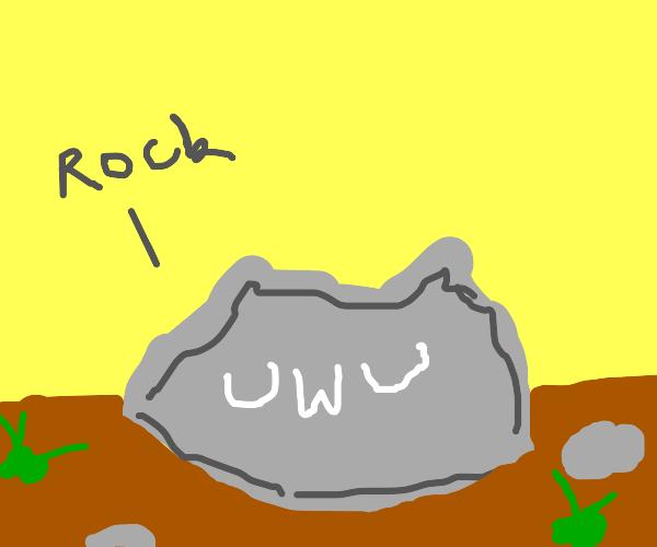 uwu rock