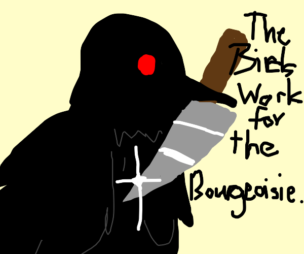 Evil Raven