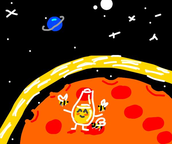 Honey on an Alien Planet